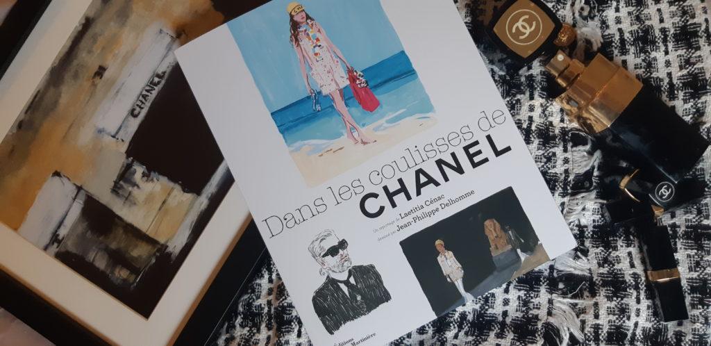Dans Les Coulisses De Chanel Edition De La Martiniere