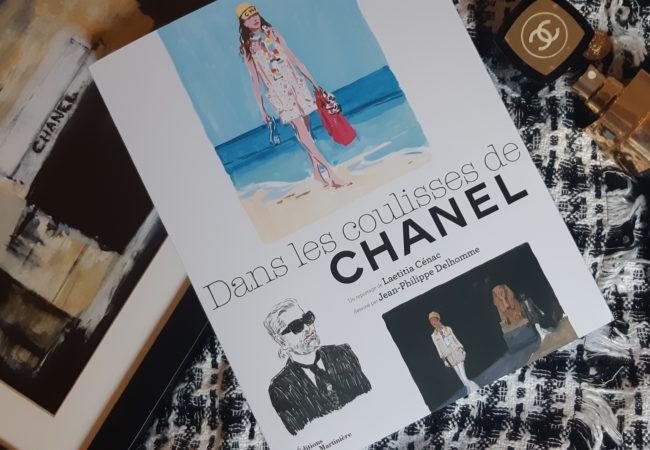 Dans les coulisses de Chanel – édition de la Martinière