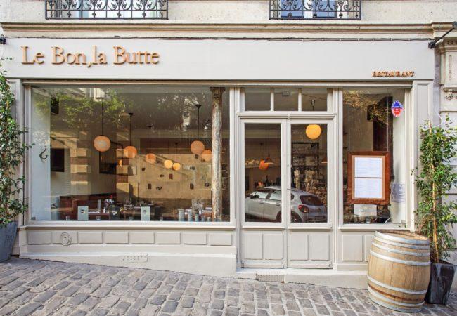 Le Bon, La Butte – restaurant à Montmartre – l'esprit montmartrois