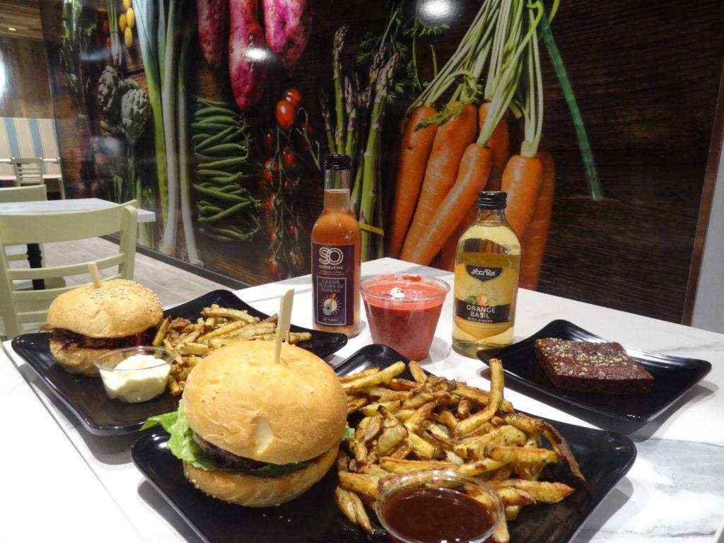 Copper Branch – restaurant végétal – Fast Good à Boulogne Billancourt