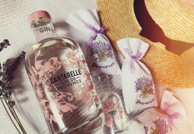 Lancement de Cantarelle Gin de Provence 100% naturel – spiritueux d'exception