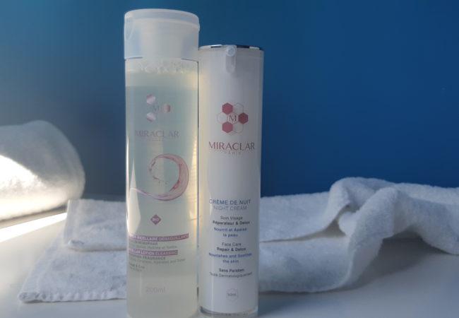 Miraclar Paris – cosmétiques Made in France – une peau détoxifiée