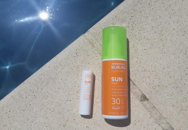 Anne Marie Börlind – soins solaires – cosmétiques naturels