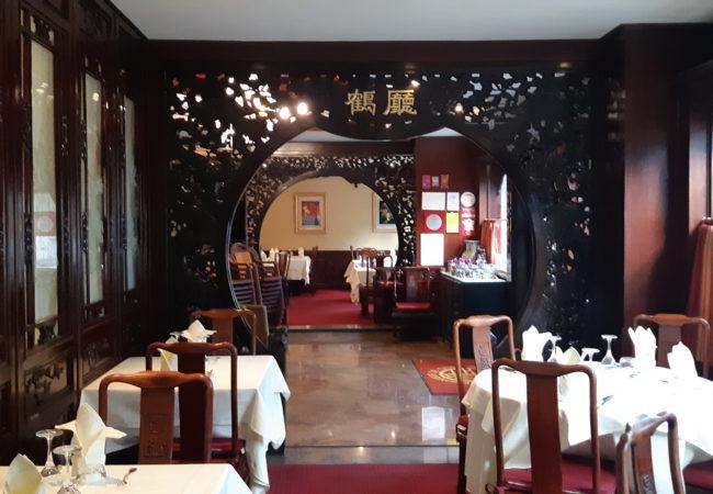 Bonheur de Chine – haute gastronomie chinoise – canard laqué pékinois