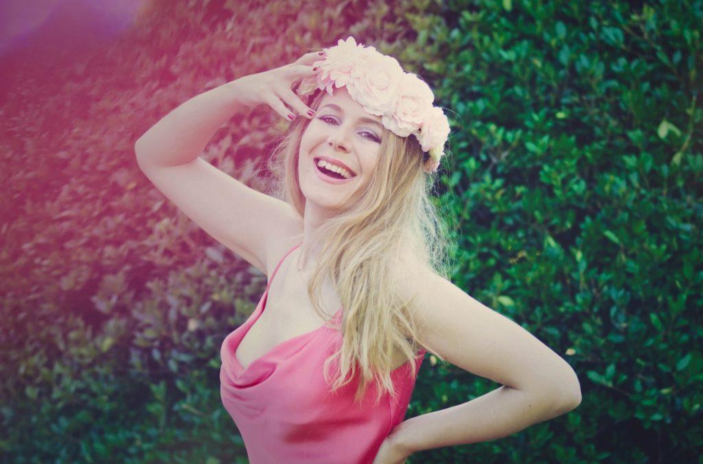 Ma Jolie Fleur – couronne de fleurs – accessoires floraux à la mode