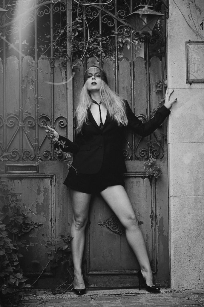 Passage du Désir – Maison Close – lingerie fine française