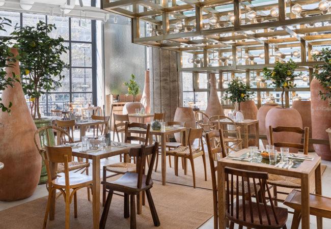 Le Café Citron – la nouvelle adresse avenue des Champs-Elysées par Jacquemus et Kaspia