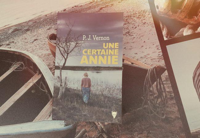 Une certaine Annie – éditions La Martinière