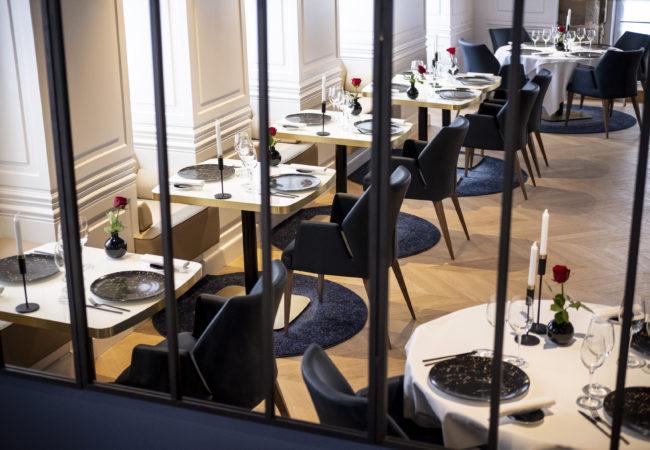 Eclipses – restaurant gastronomique orchestré par le Chef Cyril Choisne