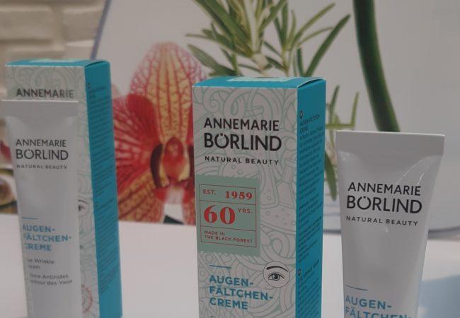 Un regard défatigué grâce à AnneMarie Börlind