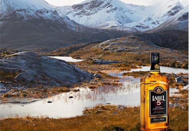 Label 5 Classic Black – le whisky écossais incontournable