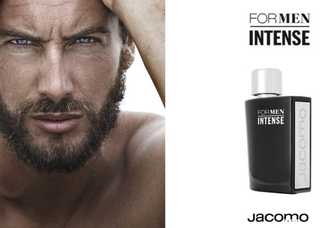 Jacomo Paris – le nouveau parfum For Men Intense