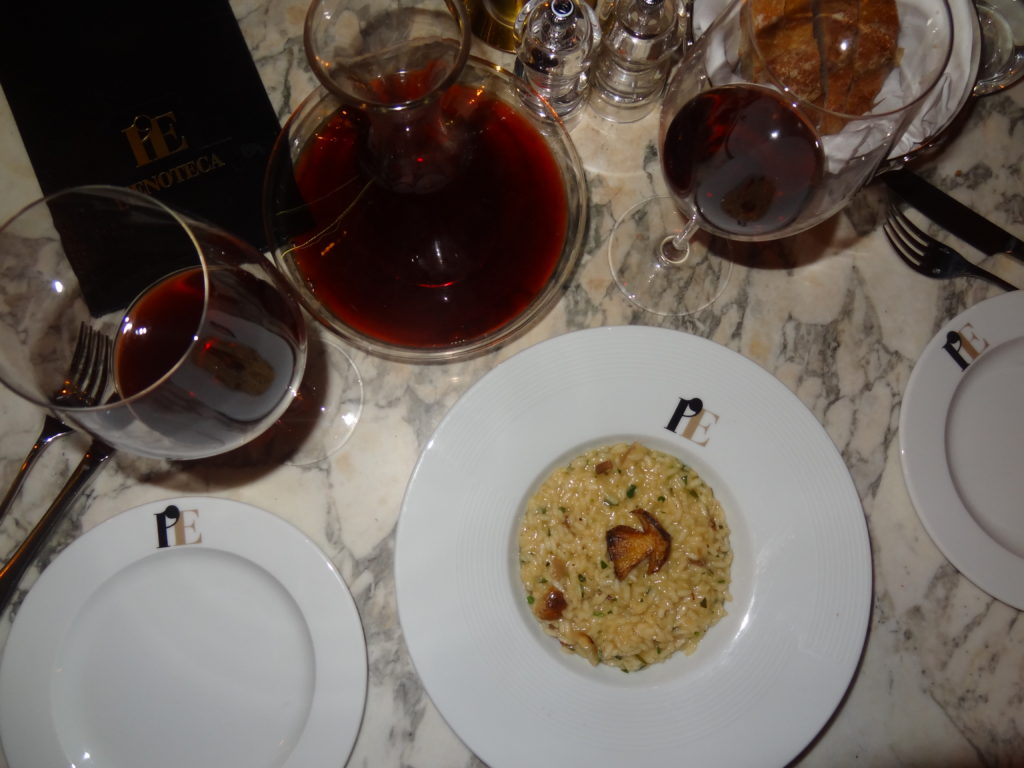 Enoteca – l'art de la cuisine italienne – restaurant dans le Marais