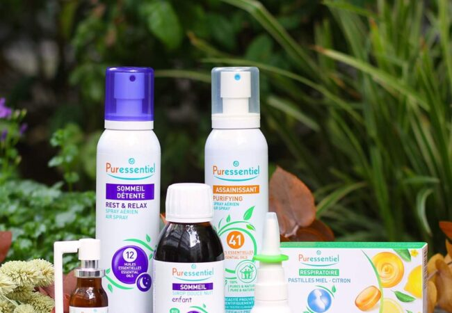 Puressentiel – aromathérapie et bien-être avec les huiles essentielles