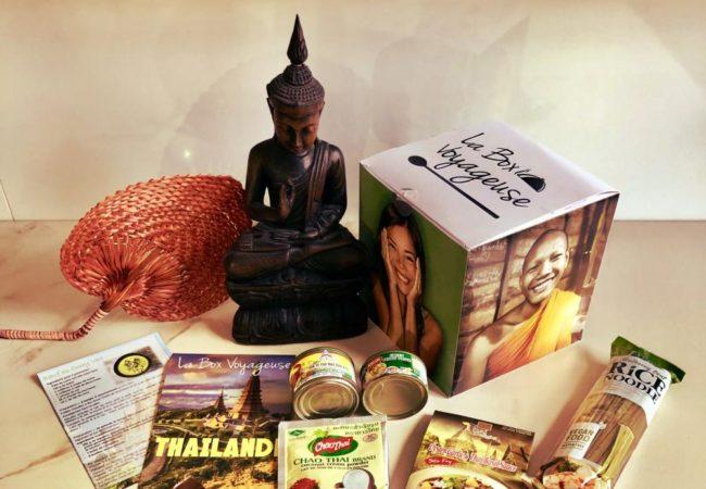 La Box Voyageuse – la cuisine du monde livrée chaque mois