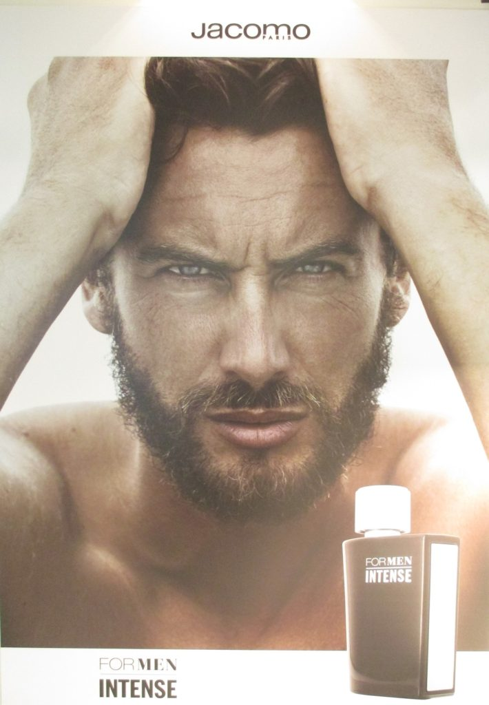 Jacomo Paris - le nouveau parfum For Men Intense