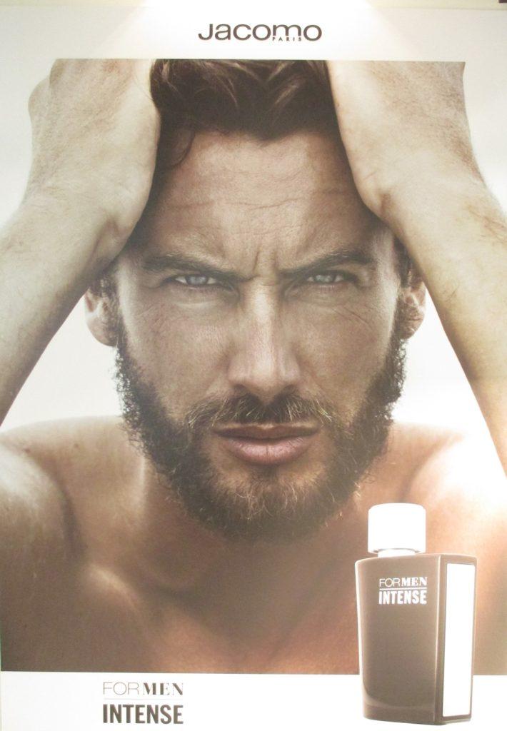 Jacomo Paris - le nouveau parfum For Men Intense