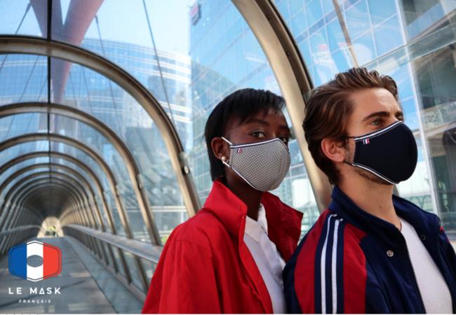 LeMaskFrançais® – protection contre la pollution urbaine