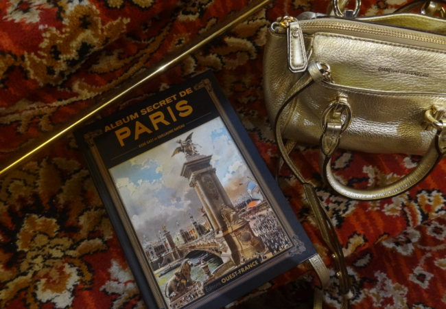 Album Secret de Paris – éditions Ouest France