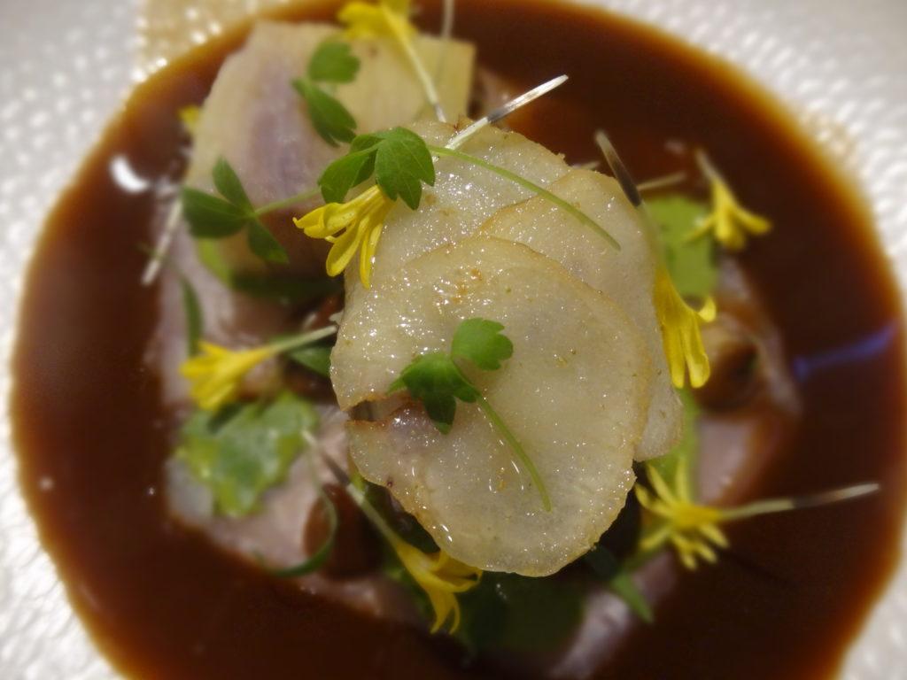 Restaurant Mumi – la gastronomie de haute voltige signée Romain Le Cordroch