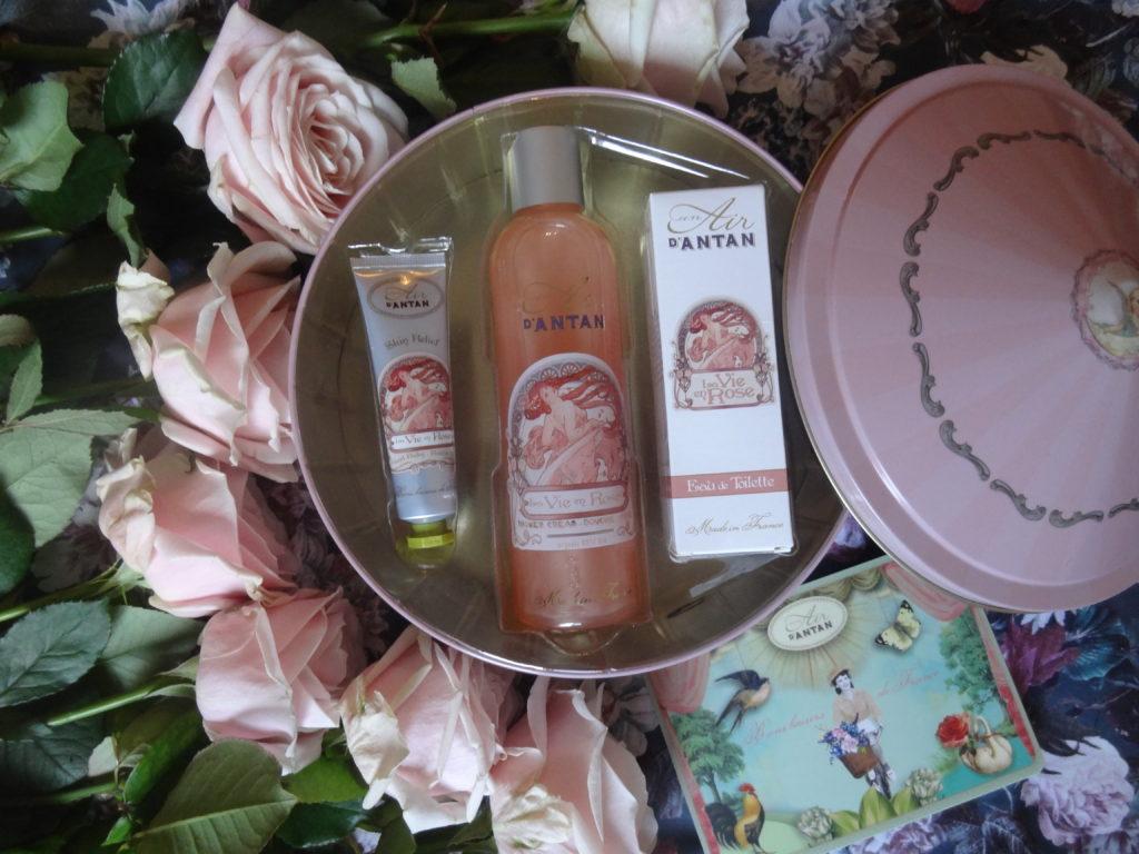 Un Air d'Antan – cosmétiques Made In France – coffrets cadeaux