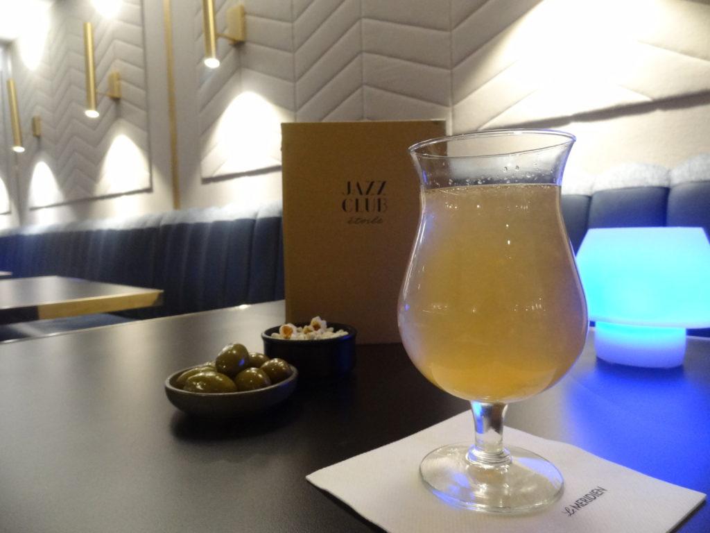 Le Méridien Etoile - cocktails d'hiver Serre Chevalier et Marie Brizard