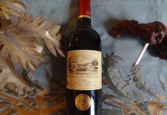 Un vin festif venu du Médoc – Merrain rouge – Producta Vignobles
