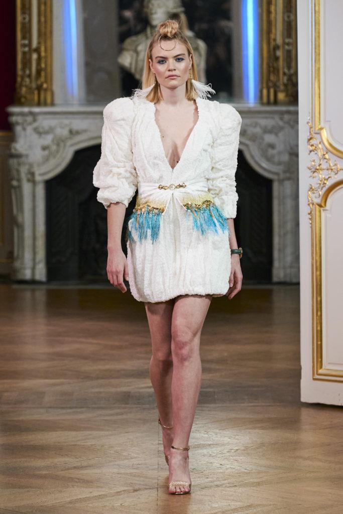 Paris FashionWeek – Adeline Ziliox – Couture Show