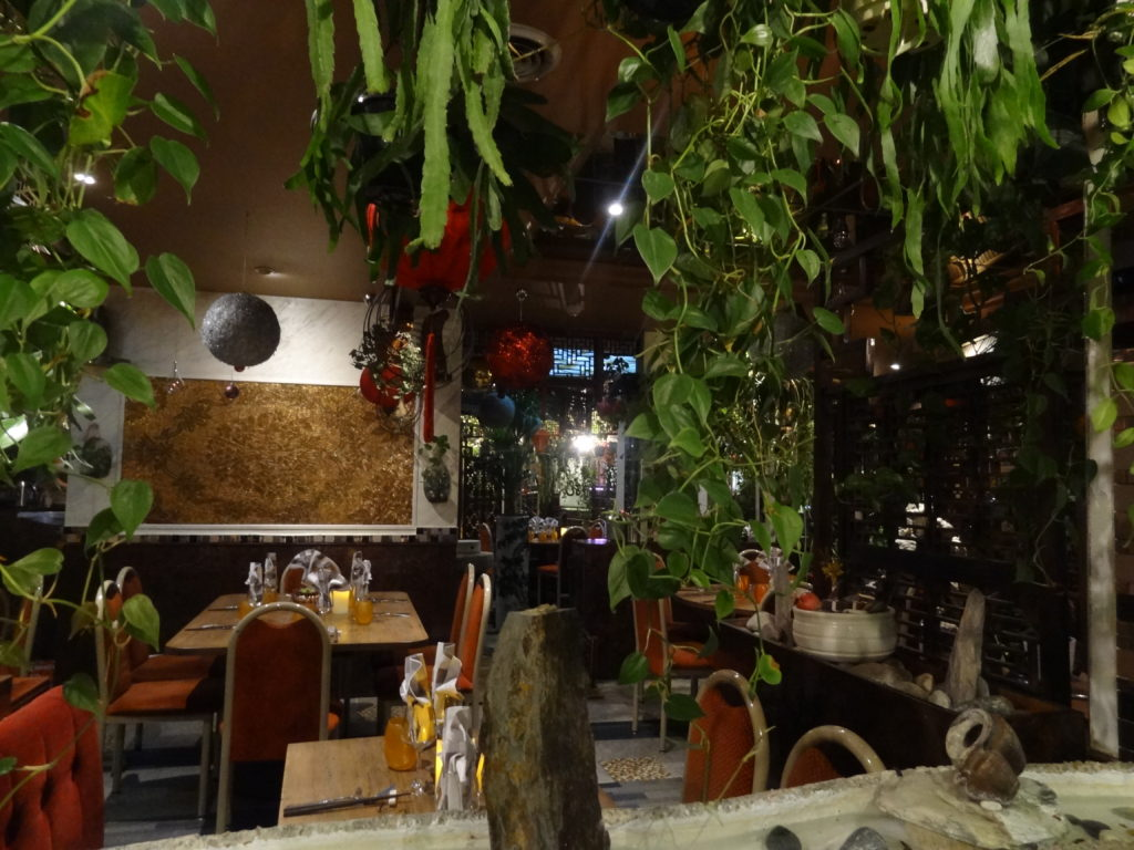 Le Lys d'Or – restaurant gastronomique chinois dans le 12ème