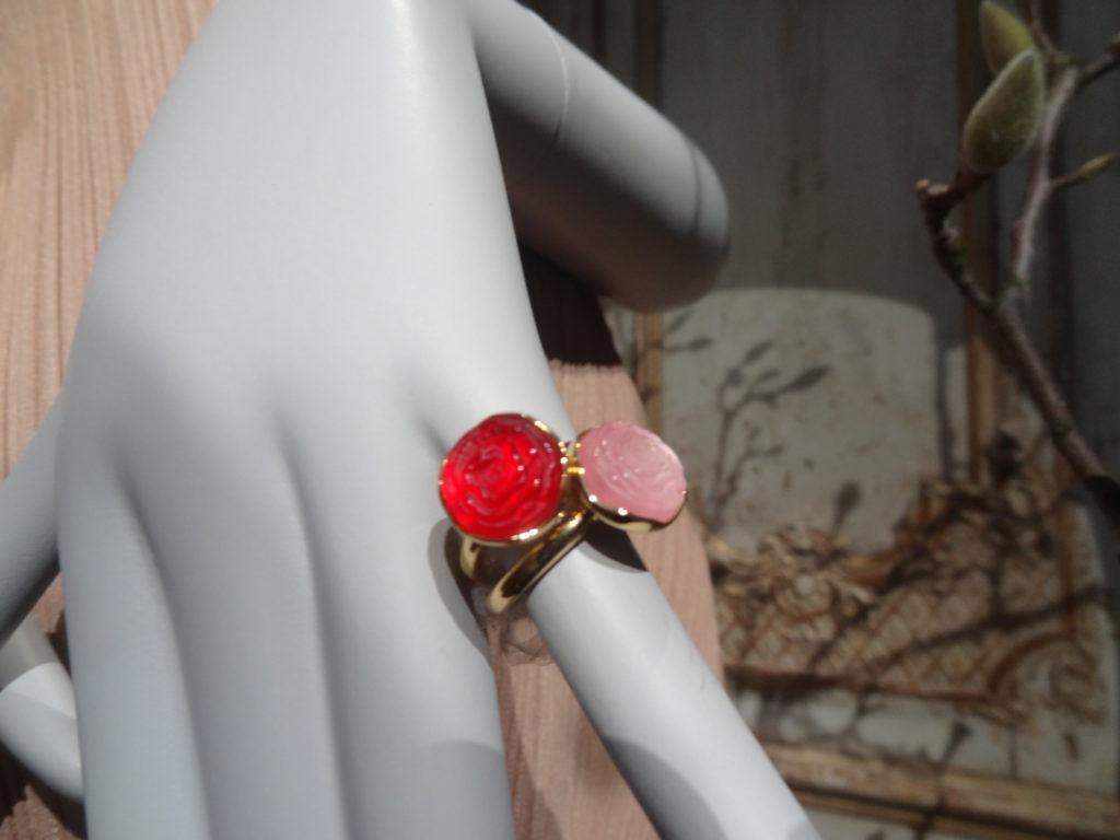 Lalique – collection de bijoux pivoine et muguet - Botanica