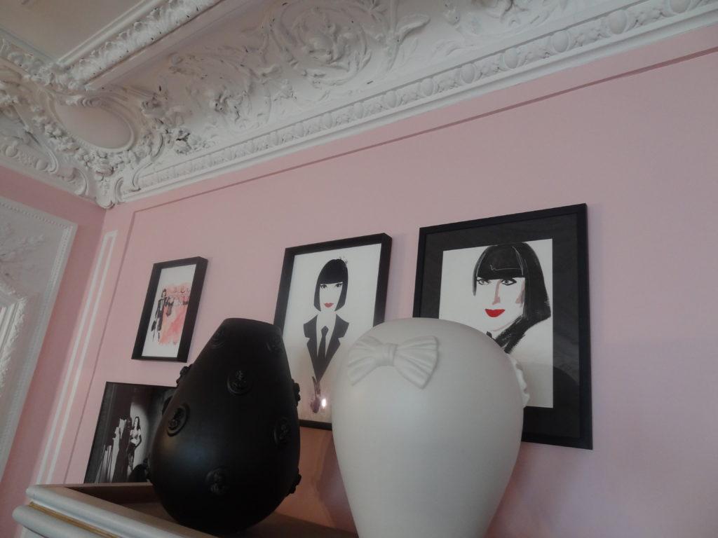 Chantal Thomass - collection de céramiques Rometti