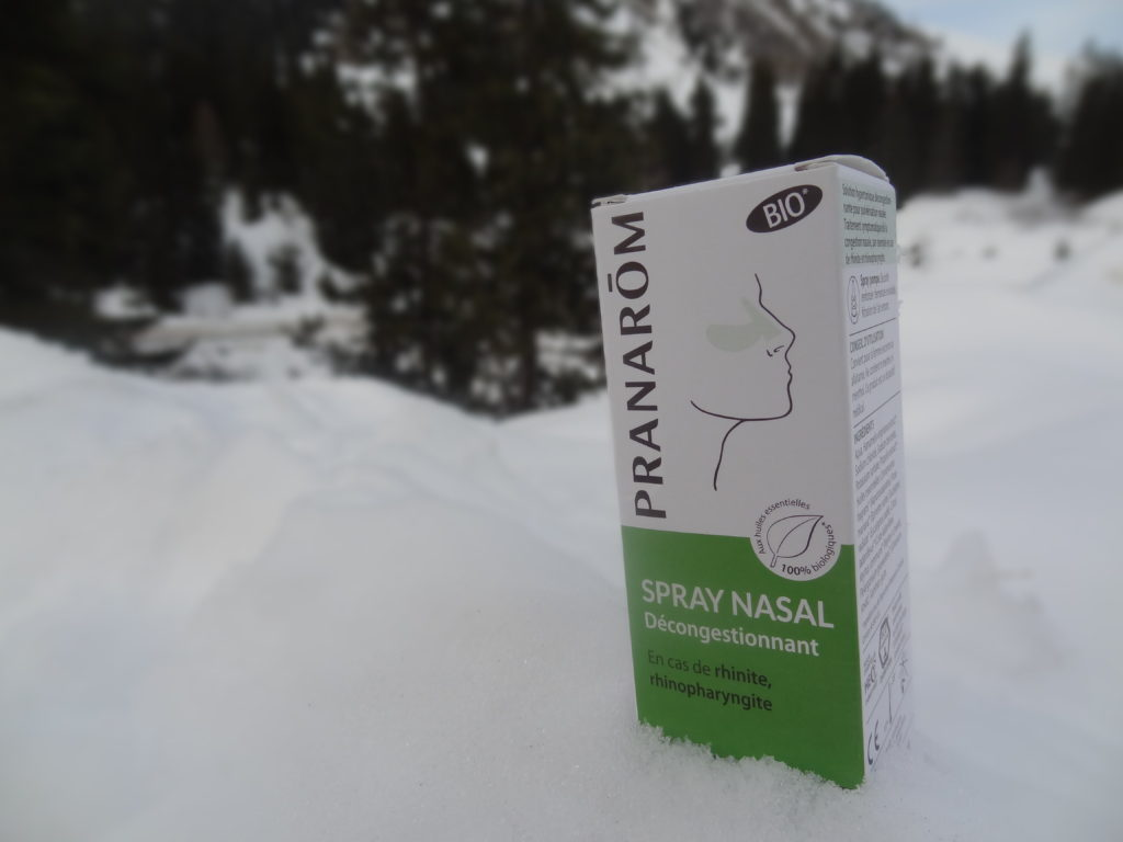 Pranarôm – remèdes naturels contre les maux de l'hiver – aromathérapie
