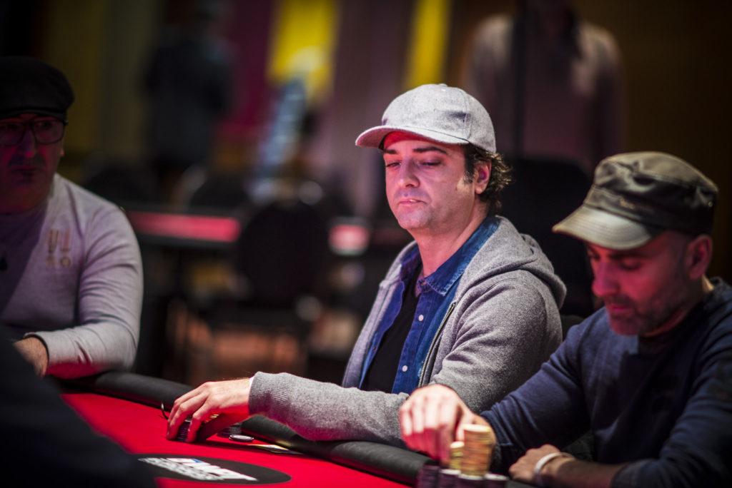 Fabrice Soulier - star du poker