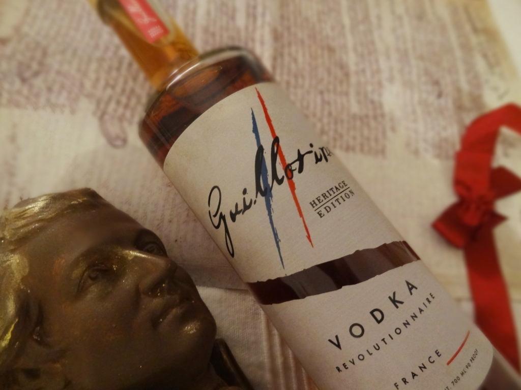 Guillotine Vodka – marque de vodka française ultra premium