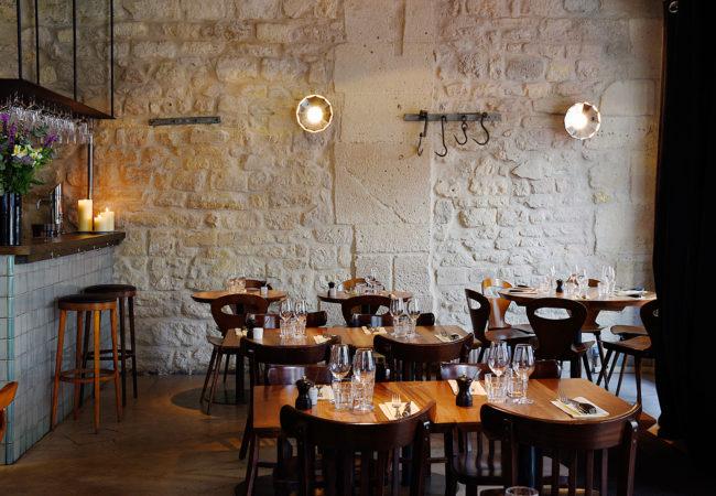 Biondi – le restaurant argentin du Chef Fernando de Tomaso – Paris 11