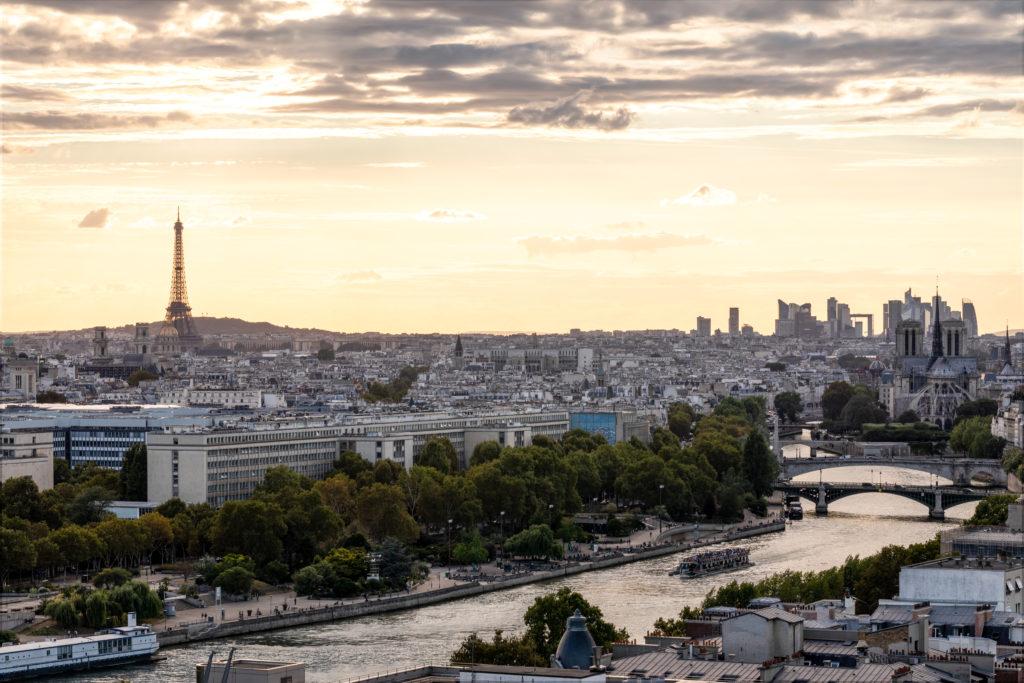 Hôtel Courtyard Paris Gare de Lyon – hôtel romantique avec vue panoramique