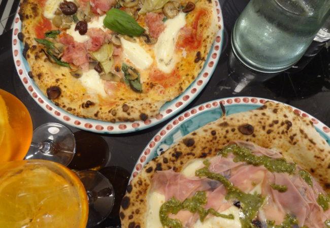 Pépé Ronchon – pizzas napolitaines – Paris 9