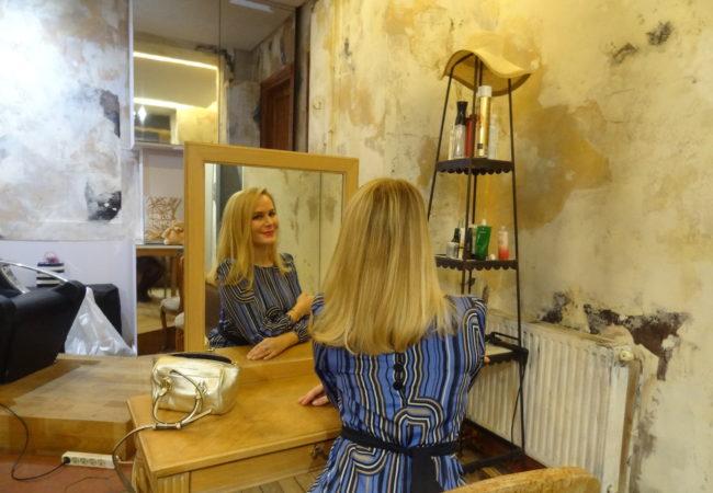 Pierre Rivet – un artiste coiffeur prodige de la couleur – Paris 7