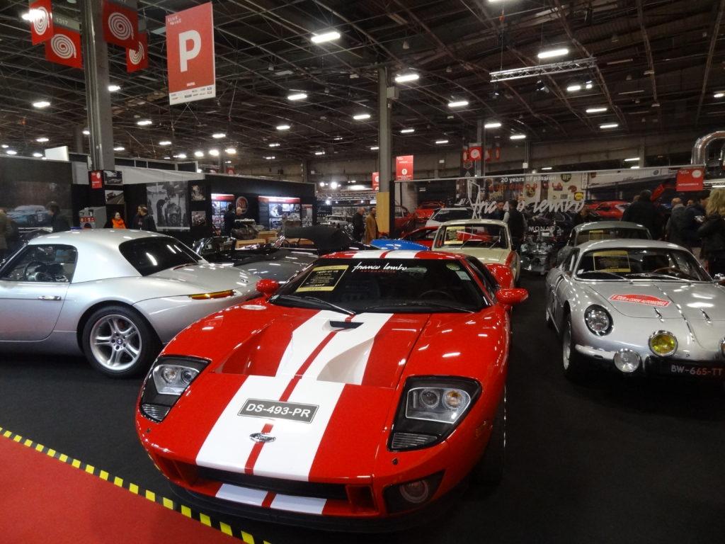 Rétromobile – le salon de l'automobile rétro vintage 2020