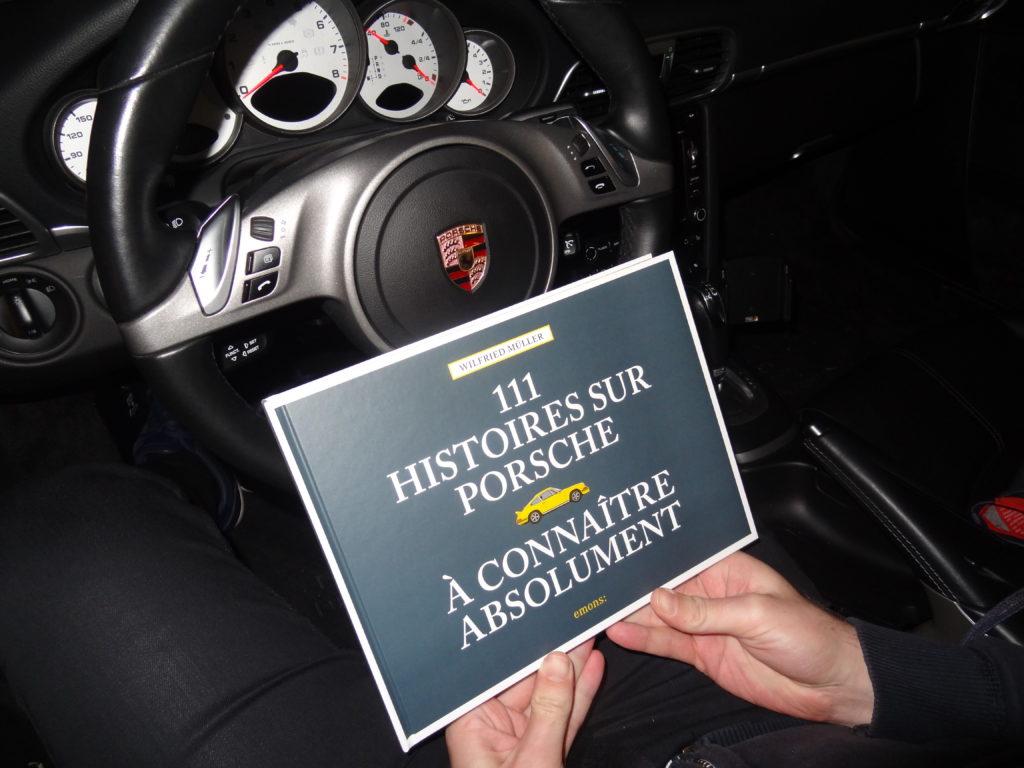 111 Histoires sur Porsche à connaître absolument – éditions Emons