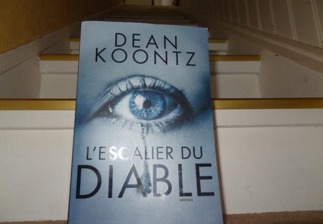 L'Escalier du Diable – éditions l'Archipel – Dean Koontz