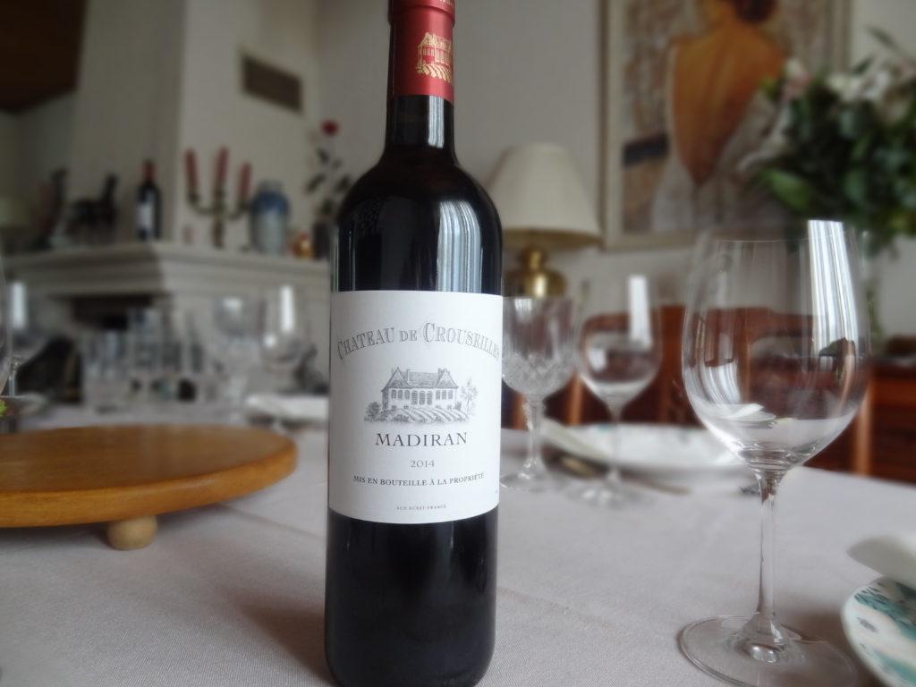 Château de Crouseilles – Madiran - un vin rouge historique