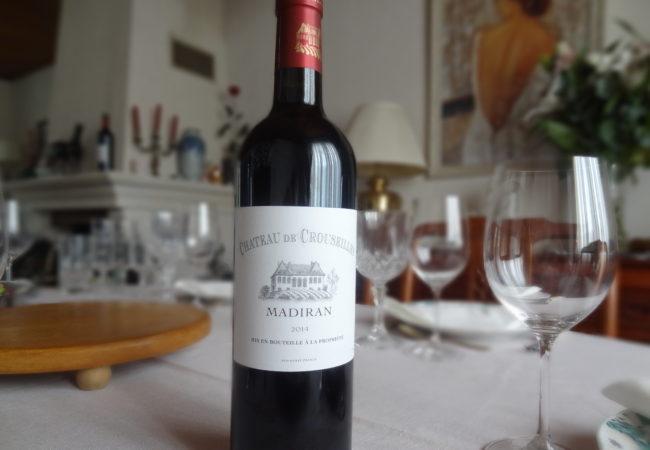Château de Crouseilles – Madiran – un vin rouge historique