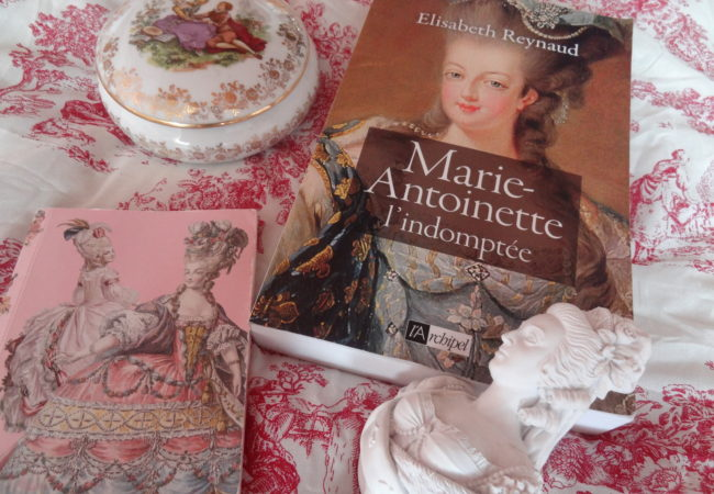 L'Indomptée – Marie Antoinette par Elisabeth Reynaud – éditions L'Archipel