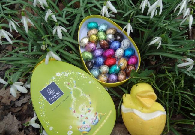 Leonidas – le maître chocolatier sort sa nouvelle collection de Pâques