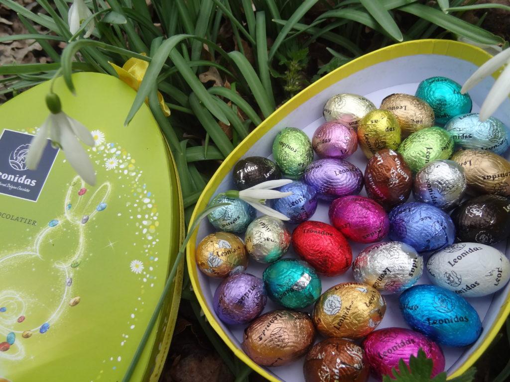 eonidas – le maître chocolatier sort sa nouvelle collection de Pâques