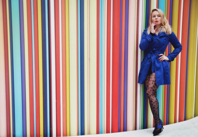 Les Lyonnes – guêtres d'escarpins – la mode Made in France