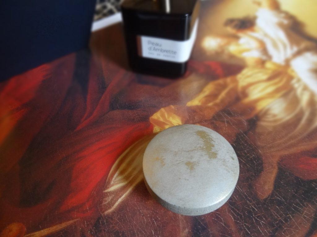Atelier Materi – Peau d'Ambrette – parfumerie Jovoy Paris