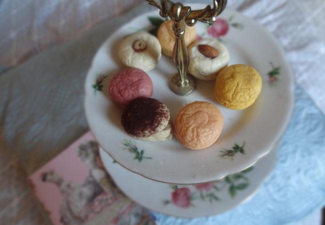 Les Délices de Manon – macarons à l'ancienne sans gluten