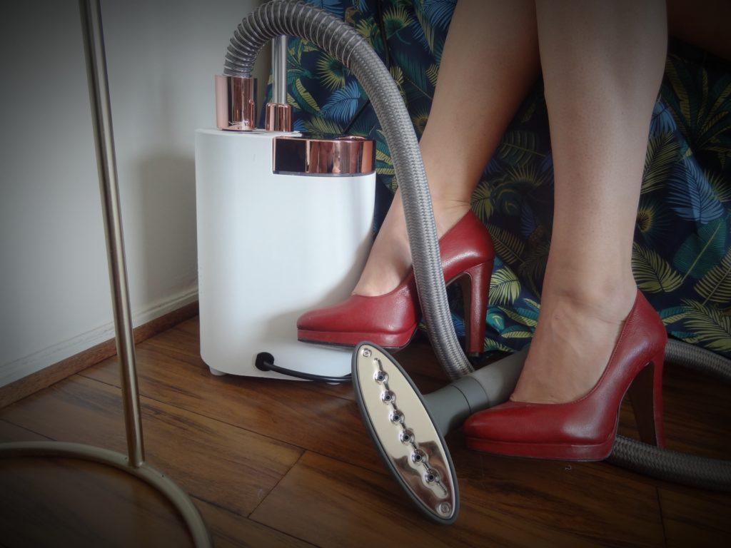 SteamOne Minilys - défroisseur vapeur - pressing à la maison